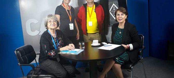 El CREAN en el XII Congreso Latinoamericano de Botánica
