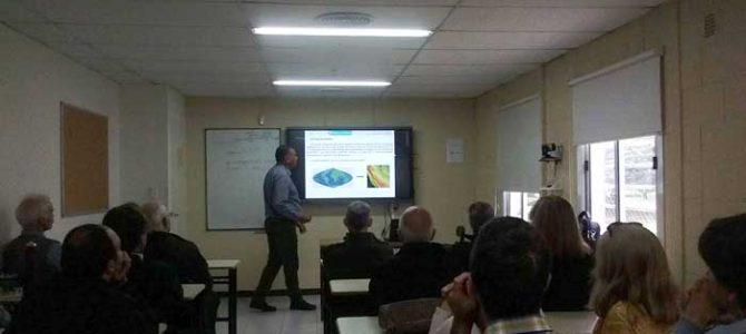Integrante del CREAN presentó su tesis de doctorado