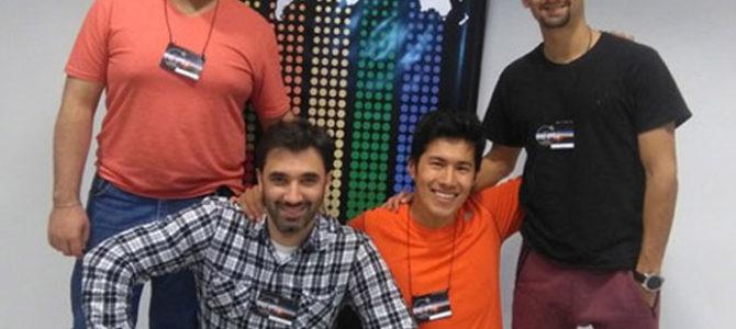 Integrante del CREAN participó en uno de los equipos seleccionados en el hackathon internacional organizado por la NASA